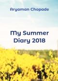 My Summer Diary.....2018