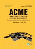 Acme International Research Journal (May - 2015)