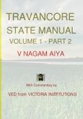 TRAVANCORE STATE MANUAL  VOL 1 PART 2