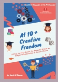 At 10+ Creative Freedom