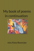 My book of poems in continuation