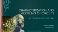 Characterization and Modeling of Circuits: A Comprehensive Overview (eBook)