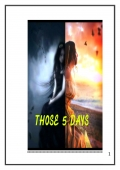 THOSE 5 DAYS (eBook)