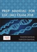 Prep Manual For ESIC IMO Exam 2018