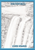 'The Great Outdoors' Coloring Books: Waterfalls