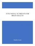 Functional Nutrients for Brain Health (eBook)