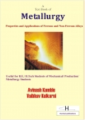 A Text Book of Metallurgy
