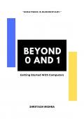 Beyond 0 and 1