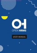 Open HRMS User Manual