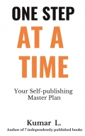 One Step at a Time: Your Self-publishing Master Plan