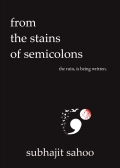 From The Stains Of Semicolons