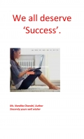 We all deserve 'Success'. (eBook)