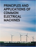 Principles and Applications of Common Electrical Machines (eBook)