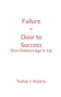 Failure = Door to Success