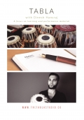 Tabla with Dinesh Hansraj - a focus on the learning and performance material