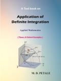 Application of Definite Integration (eBook)
