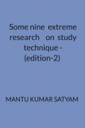 Some  nine    extreme  research  on  study technique - (edition-2)
