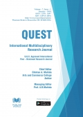 BOOK - 7 : Quest International Journal (January - 2018)