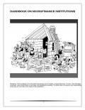Handbook of Micro Finance