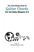 Guitar Chords For Sai Baba Indian Bhajans (K TO Z)