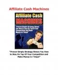 Affiliate cash machine