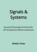 Signals and Systems Kerala Technological University Question Bank and Solutions