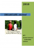 THE LAST LIFE-  we lived (eBook)