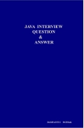 JAVA INTERVIEW QUESTION & ANSWER