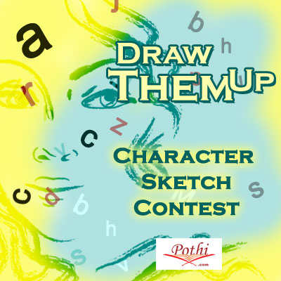 Write Them Up: Character Sketch Contest